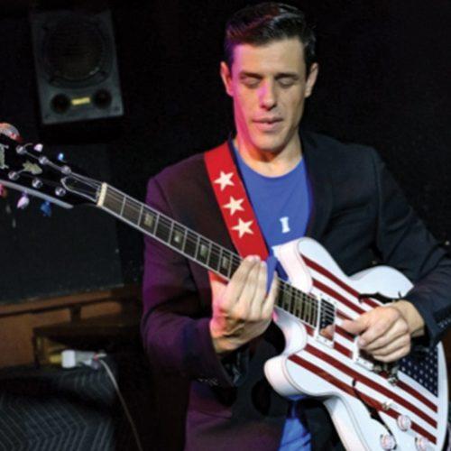 Nick Schnebelen, John Nemeth et le Harmonica Extravaganza